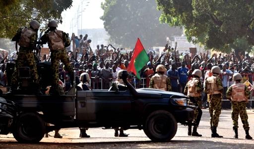 Burkina Faso : un coup d'Etat en cours
