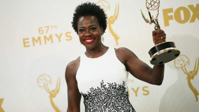 Viola Davis rentre dans l'histoire !