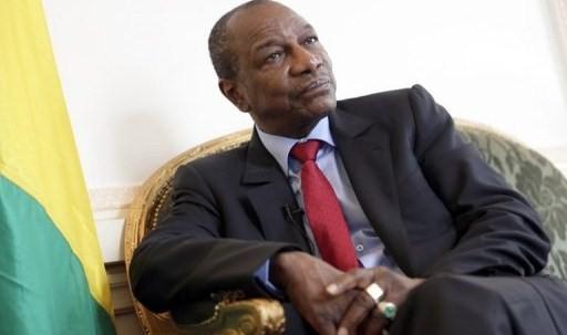 Présidentielle en Guinée : Alpha Condé vainqueur du premier tour