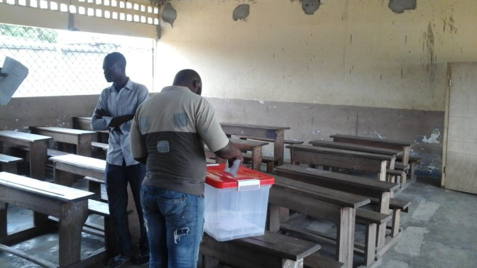 Référendum au Congo : les bureaux de vote sont restés vides