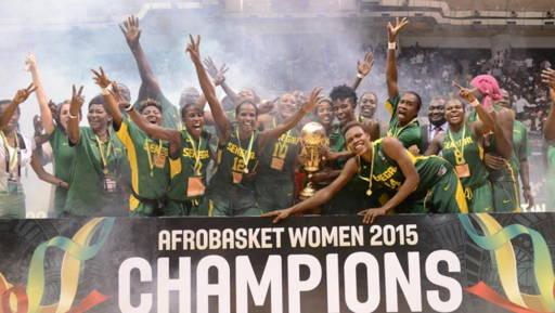 Afrobasket dames 2015 : le Sénégal remporte l'édition