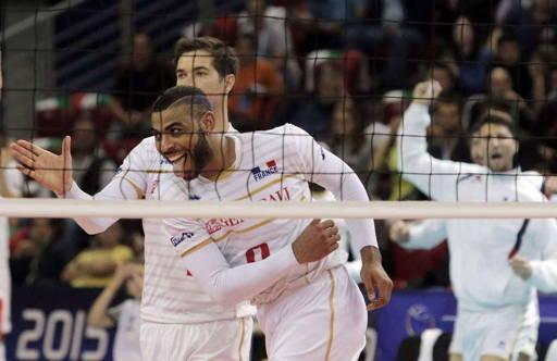 Volley : Earvin Ngapeth, un champion d'Europe qui fait face au racisme