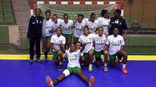 L'exploit des handballeuses guadeloupéennes