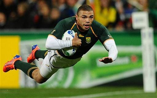 Rugby : le paradoxe Bryan Habana et Chester Williams