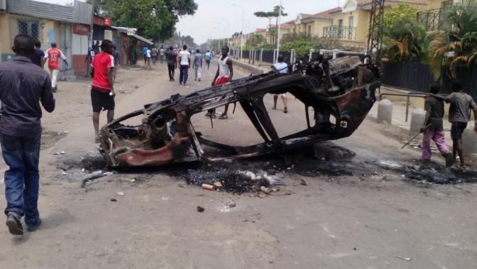 Congo Brazzaville : la mobilisation contre le référendum continue