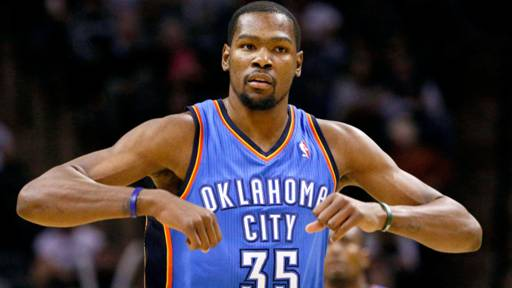 NBA: Kevin Durant, le come-back