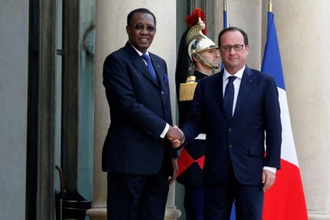 Centrafrique : le Président Idriss Deby demande la fin de la transition