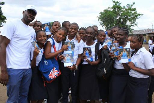 Serge Ibaka, le philanthrope qui oeuvre aux Congos