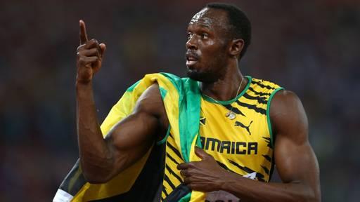 Les prochains défis d'Usain Bolt