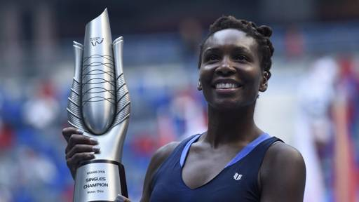 Venus Williams renoue avec le succès