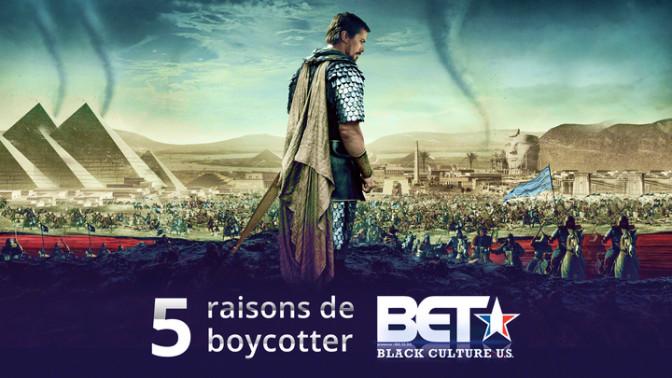 5 raisons de boycotter BET France