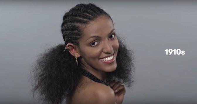 100 ans de beauté Éthiopienne