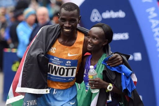 La mainmise du Kenya au marathon de New York