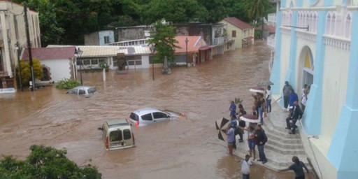Importantes-inondations-en-Martinique