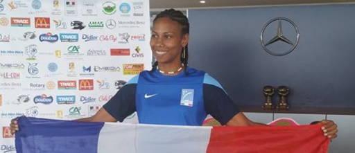 Kanelle Léger, la championne du monde de savate boxe française