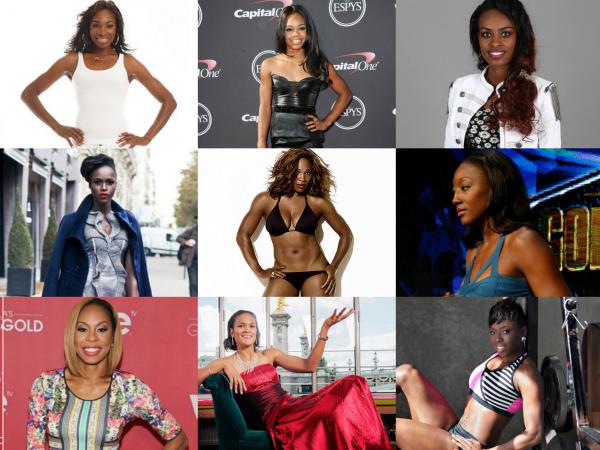 Inspiration : 10 femmes sportives et canons