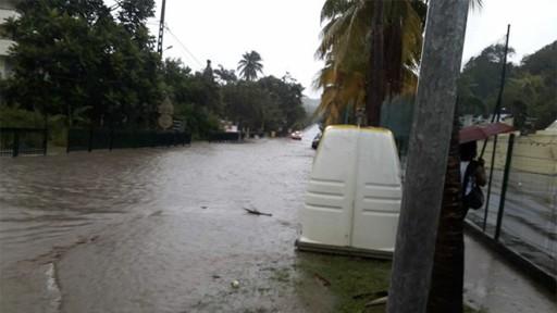 Inondations en Martinique : l'Etat de catastrophe naturelle va être déclaré