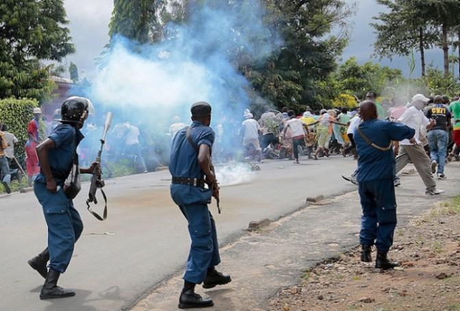 Burundi : les affrontements à Bujumbura se perpétuent