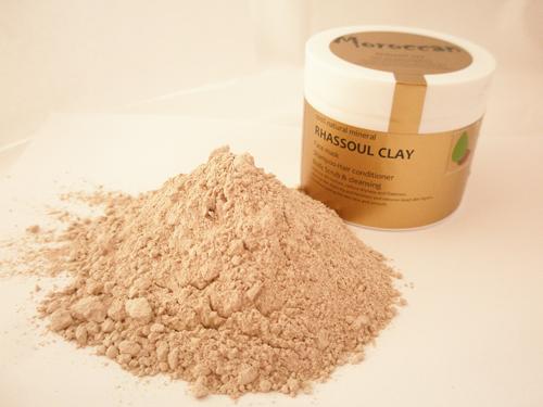 Le Rhassoul : un produit naturel et très bon pour la peau et les cheveux