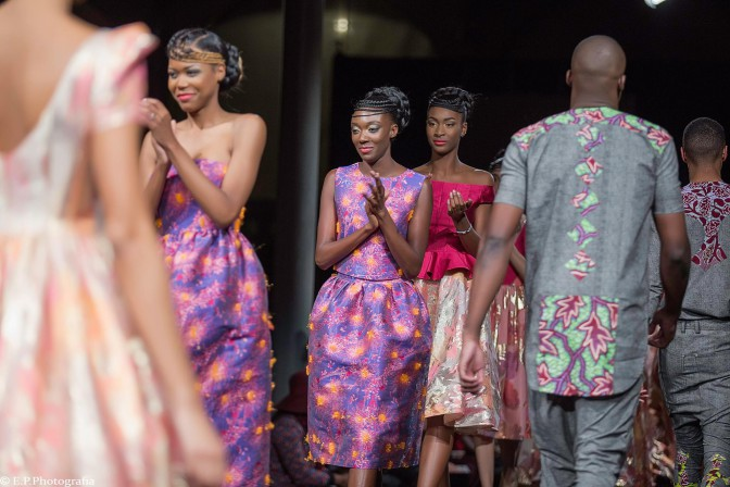 Black Fashion Week Paris 2015 : ce qu'il ne fallait pas louper