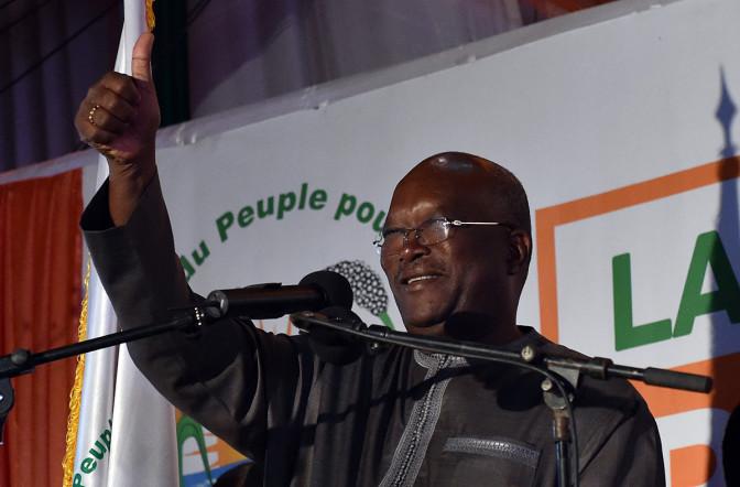 Burkina Faso : Roch Kaboré ancien ministre de Compaoré élu président au premier tour