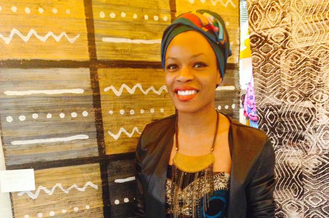 DESIGN À LA SOURCE : Entrevue avec Christiane Ngono