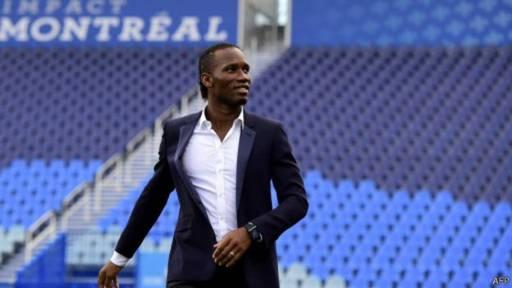 Didier Drogba La Star Ivoirienne Du Ballon Rond Se Livre
