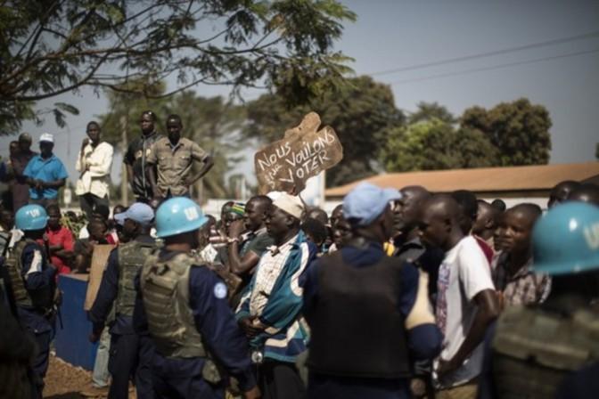 Centrafrique : un référendum Constitutionnel sous haute tension