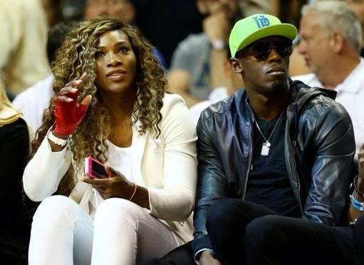 La razzia individuelle de Serena Williams et Usain Bolt