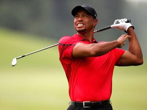 Tiger Woods, un champion en quarantaine