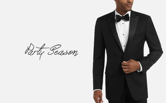 FOUR WAYS TO PUT YOUR PARTY SEASON OUTFITS TO ANOTHER LEVEL