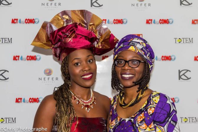 Gala Act for Congo : la mobilisation d'une jeunesse congolaise debout