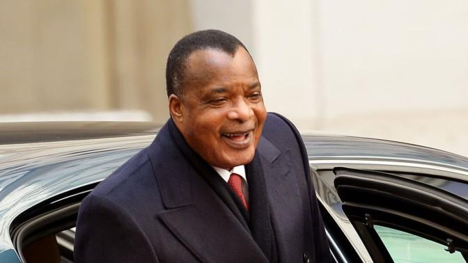 Congo Brazzaville : le Président Sassou avance la date de l'élection présidentielle