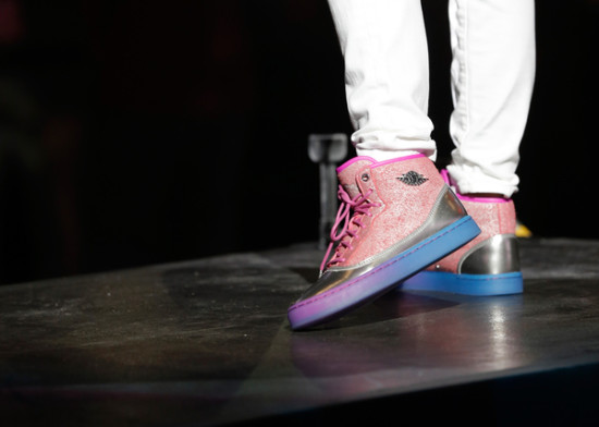 Nicki Minaj pinkprint sneakers
