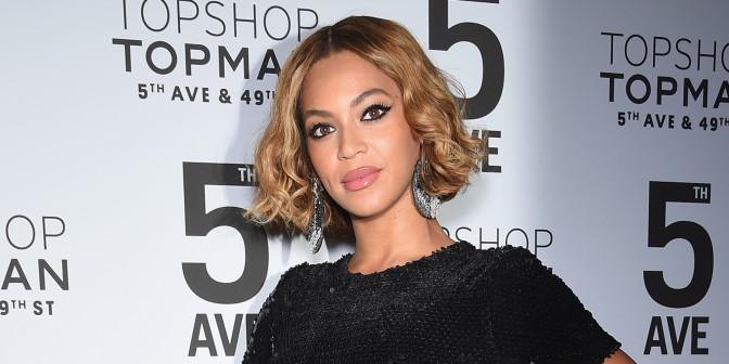 Beyoncé lance une collection de vêtements de sport avec TOPSHOP