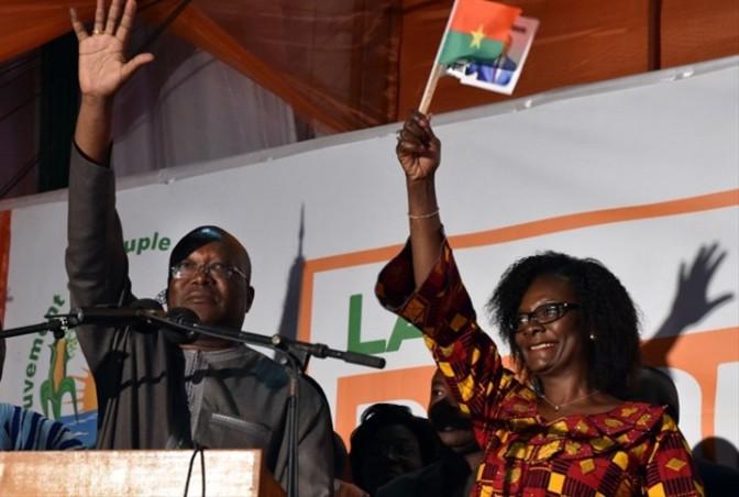 Qui est Sika Bella Kaboré, la femme de Roch Christian Kaboré le nouveau président du Burkina faso ?