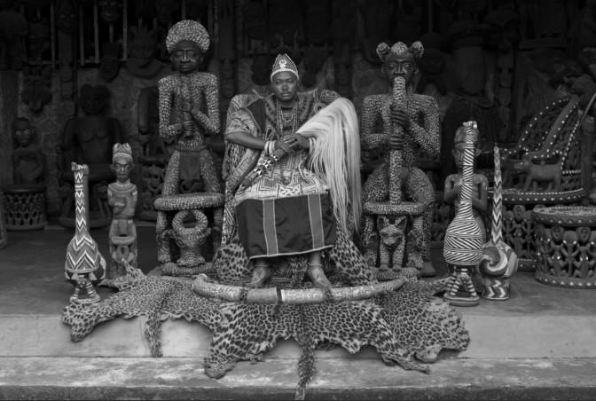 A la découverte des derniers rois d'Afrique