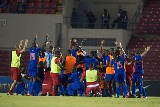 Football : Haïti disputera la centième édition de la Copa America