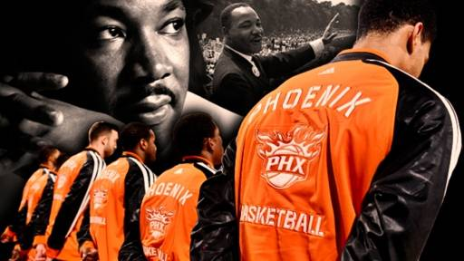 Martin Luther King Day: l'hommage annuel de la NBA au pasteur