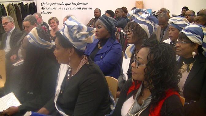 Mettre la femme de la diaspora face à sa citoyenneté: première conférence de l'association Afrik Liboké