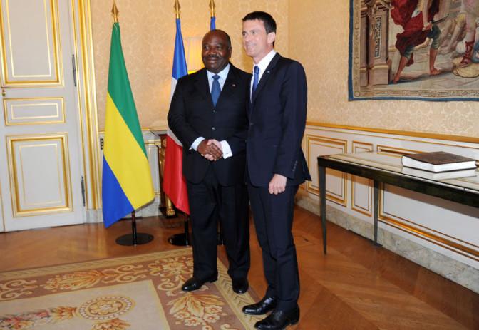 Manuel Valls crée la polémique autour de l'élection d'Ali Bongo