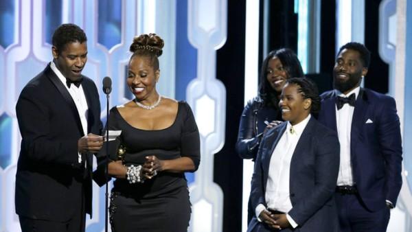 Denzel Washington Golden Globes