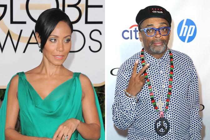 Jada Pinkett Smith et Spike Lee appellent au boycott de la cérémonie des Oscars