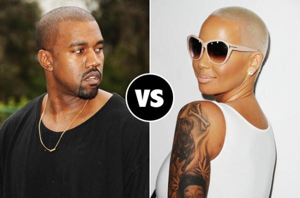 Pourquoi Kanye West devrait sérieusement arrêter de parler d'Amber Rose en mal