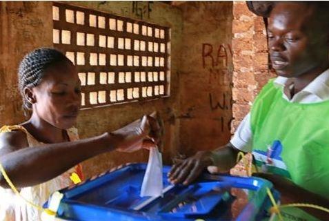 Présidentielle en Centrafrique : le second tour est reporté