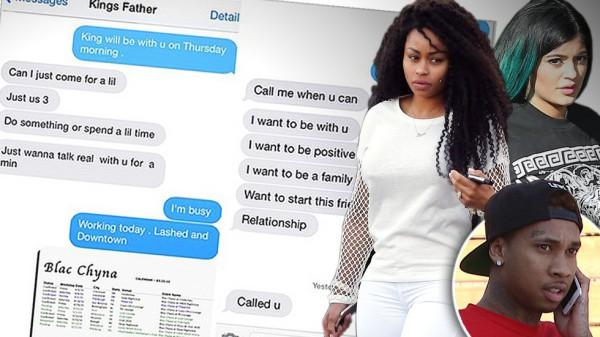 tyga-texts-blac-chyna-kylie-jenner-feud