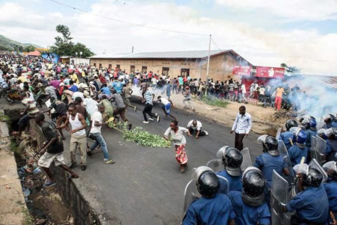 Burundi: l'Union africaine renonce à l'envoi de troupes à Bujumbura