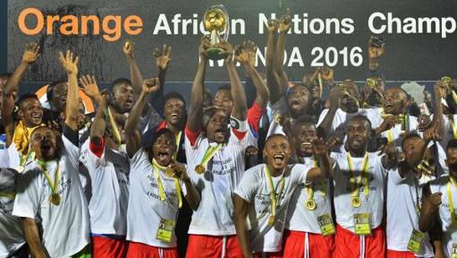 Football : la RD Congo s'offre le Chan 2016