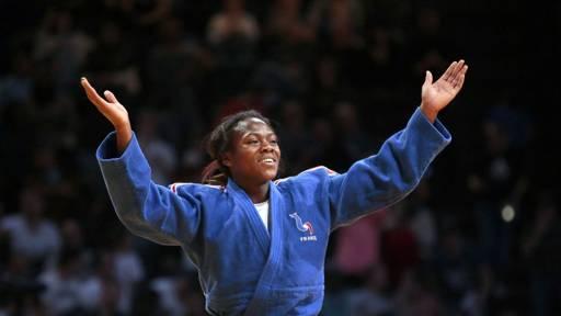 Judo : Clarisse Agbegnenou, la patronne de Paris