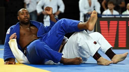 Judo : une rentrée retardée pour Teddy Riner